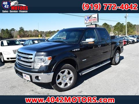 Used ford trucks for sale in garner nc for 4042 motors garner nc