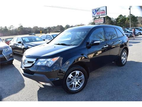 Acura mdx for sale in garner nc for 4042 motors garner nc