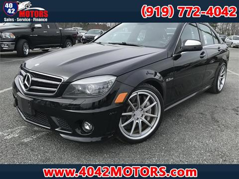 Used mercedes benz for sale in garner nc for Mercedes benz for sale in nc