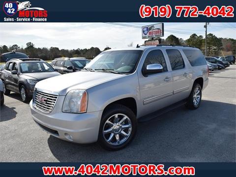 2011 GMC Yukon XL for sale in Garner, NC