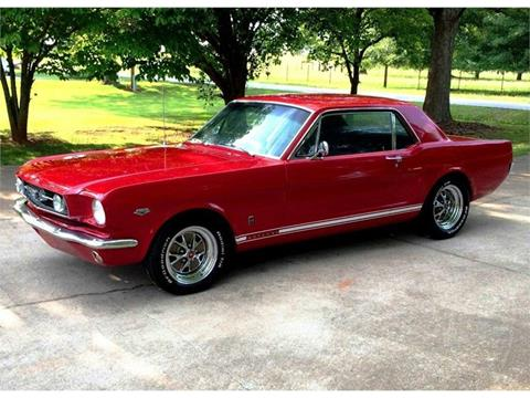 Used 1966 ford mustang for sale for 4042 motors garner nc