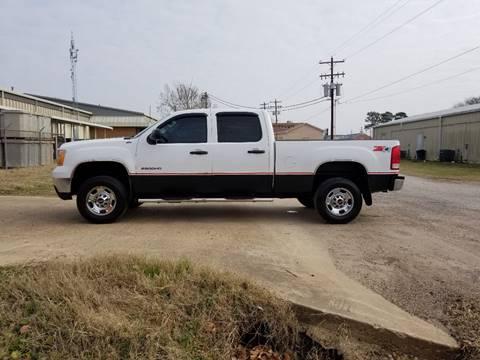 2013 GMC Sierra 2500HD for sale in Quitman, TX