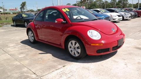 2008 Volkswagen New Beetle for sale in Melbourne, FL