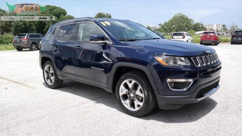 2019 Jeep Compass for sale in Melbourne, FL