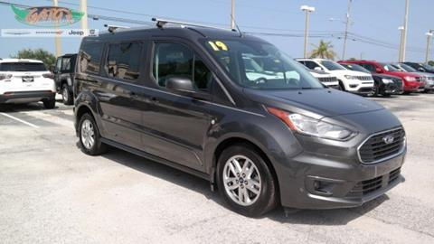2019 Ford Transit Connect Wagon for sale in Melbourne, FL