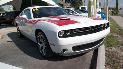 2016 Dodge Challenger for sale in Melbourne, FL