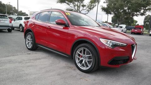 2018 Alfa Romeo Stelvio for sale in Melbourne, FL