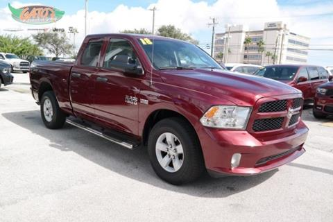 2018 RAM Ram Pickup 1500 for sale in Melbourne, FL