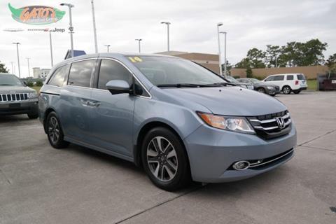 2014 Honda Odyssey for sale in Melbourne, FL