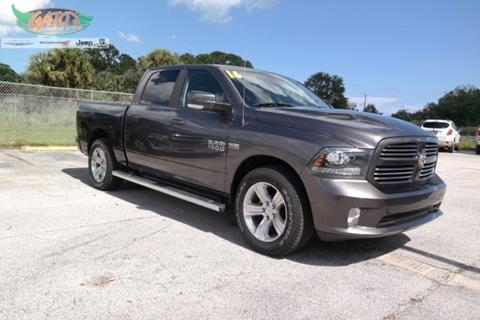 2016 RAM Ram Pickup 1500 for sale in Melbourne, FL
