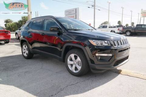 2020 Jeep Compass Latitude for sale at GATOR'S IMPORT SUPERSTORE in Melbourne FL