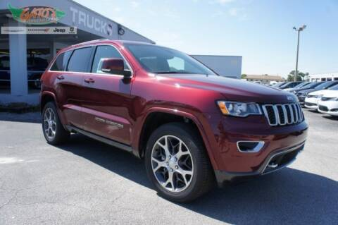 2018 Jeep Grand Cherokee Sterling Edition for sale at GATOR'S IMPORT SUPERSTORE in Melbourne FL