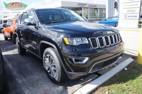 2017 Jeep Grand Cherokee Limited for sale at GATOR'S IMPORT SUPERSTORE in Melbourne FL