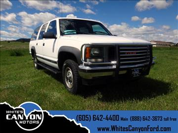 1995 GMC Suburban for sale in Spearfish, SD