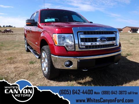 2013 Ford F-150 for sale in Spearfish, SD