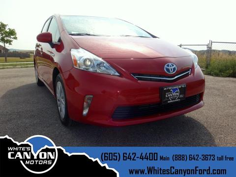 2014 Toyota Prius v for sale in Spearfish, SD