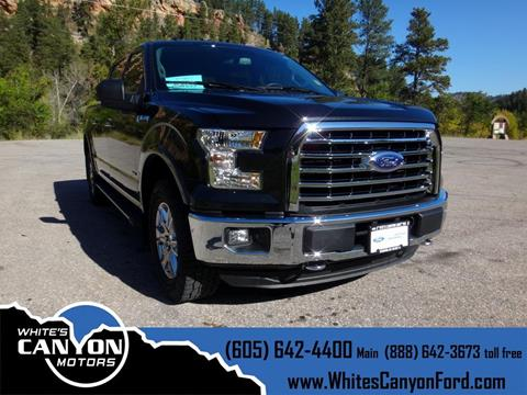 2015 Ford F-150 for sale in Spearfish, SD