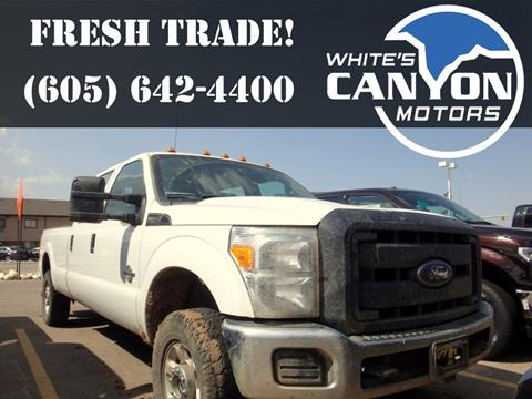 2016 Ford F-250 Super Duty for sale in Spearfish, SD
