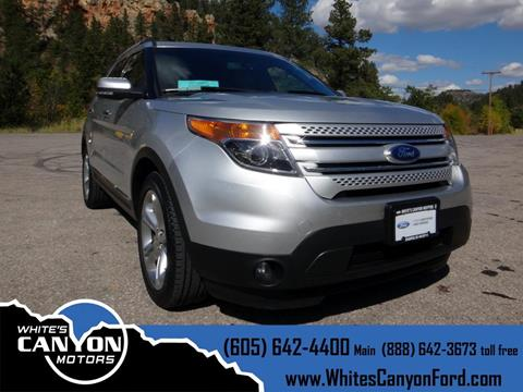 2014 Ford Explorer for sale in Spearfish, SD
