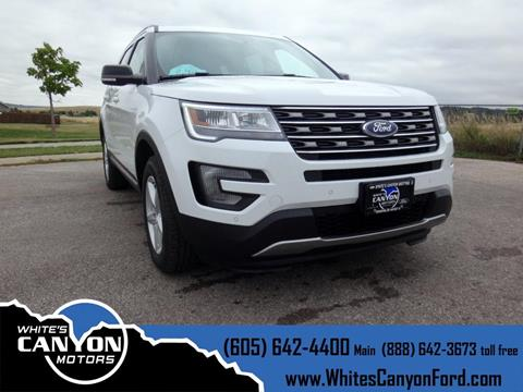 Ford Explorer For Sale In Spearfish Sd