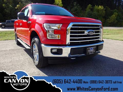 2017 Ford F-150 for sale in Spearfish, SD