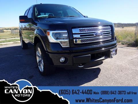 2014 Ford F-150 for sale in Spearfish, SD