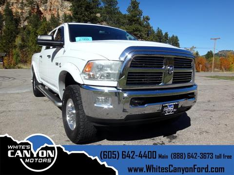 2010 Dodge Ram Pickup 2500 for sale in Spearfish, SD