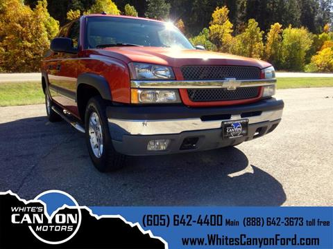 2003 Chevrolet Avalanche for sale in Spearfish, SD