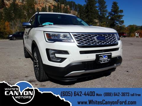 2017 Ford Explorer for sale in Spearfish, SD