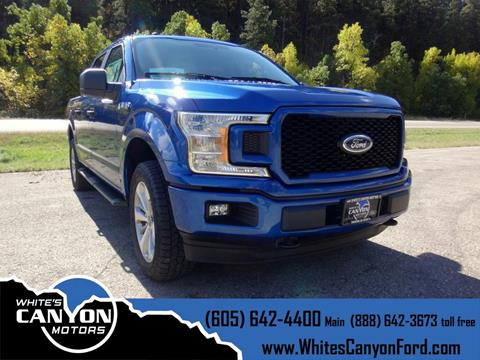 2018 Ford F-150 for sale in Spearfish, SD