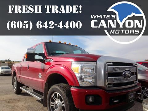 2016 Ford F-350 Super Duty for sale in Spearfish, SD