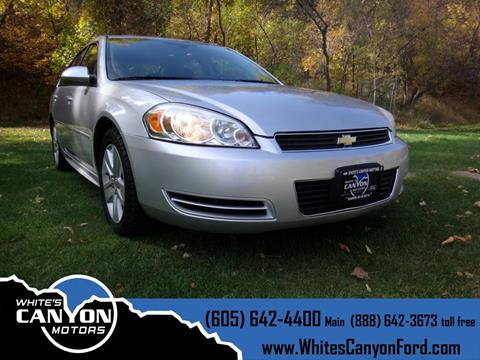 2011 Chevrolet Impala for sale in Spearfish, SD