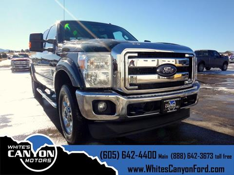 2014 Ford F-250 Super Duty for sale in Spearfish, SD