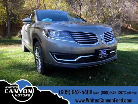 2017 Lincoln MKX for sale in Spearfish, SD