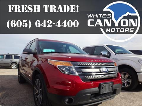 2015 Ford Explorer for sale in Spearfish, SD
