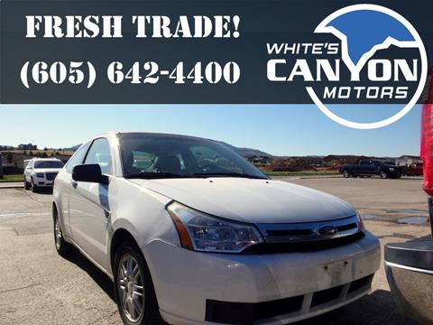 2008 Ford Focus for sale in Spearfish, SD