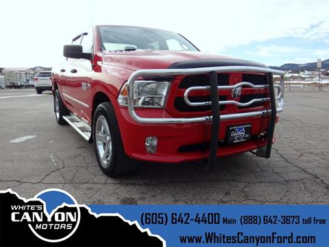 2014 RAM Ram Pickup 1500 for sale in Spearfish, SD