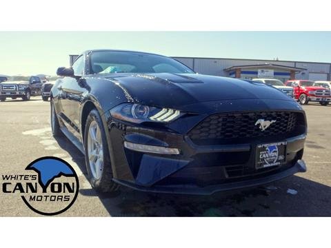 2019 Ford Mustang for sale in Spearfish, SD