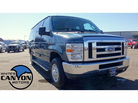 2013 Ford E-Series Wagon for sale in Spearfish, SD