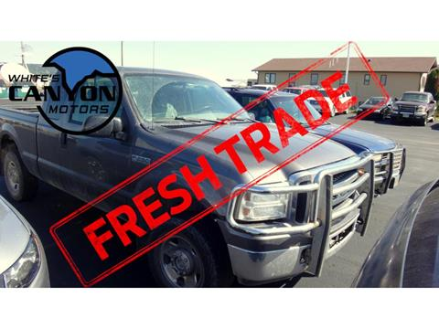 2007 Ford F-250 Super Duty for sale in Spearfish, SD