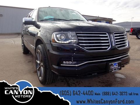 2017 Lincoln Navigator L for sale in Spearfish, SD