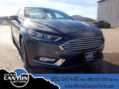 Ford Fusion For Sale In Spearfish Sd