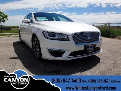 2017 Lincoln MKZ Hybrid for sale in Spearfish, SD