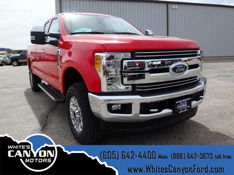 2017 Ford F-250 Super Duty for sale in Spearfish, SD