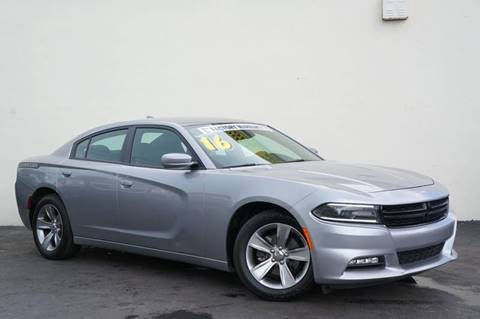 2016 Dodge Charger for sale at Prado Auto Sales in Miami FL