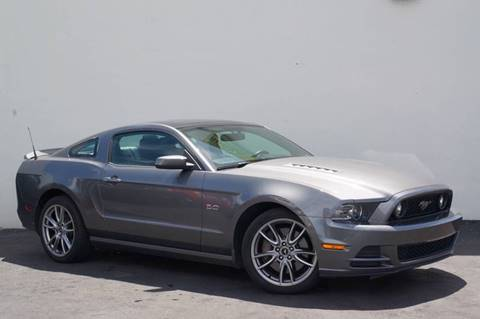 2013 Ford Mustang for sale at Prado Auto Sales in Miami FL