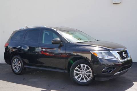 2016 Nissan Pathfinder for sale at Prado Auto Sales in Miami FL