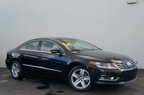 2014 Volkswagen CC for sale at Prado Auto Sales in Miami FL