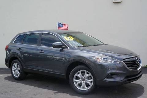 2013 Mazda CX-9 for sale at Prado Auto Sales in Miami FL