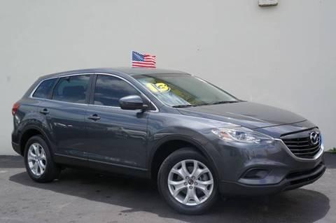 2013 Mazda CX-9 for sale in Miami, FL